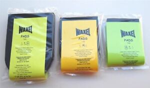 NEW In Package: Waxel Pad for Figure Skaters - SIZE M 1/2""