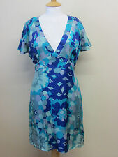 Oasis Silk Floral Dresses for Women