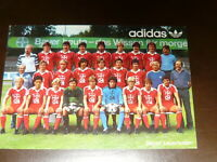 adidas: Bayer Leverkusen Saison 82/83 Postarte