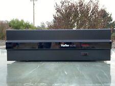 Hafler Se240 Vintage Stereo Power Amplifier - Works Well