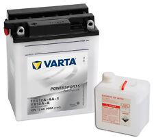VARTA Motorradbatterie 12V 12 Ah 512011012 12Ah 12N12A-4A-1 YB12A-A NEU
