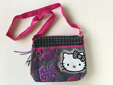 Hello Kitty ,Sanrio Mädchen Umhängetasche, Handtasche w.Neu