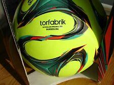 Adidas Torfabrik 2014-2015 Winter OMB Official Matchball Box Gr.5 soccer