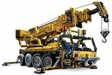 Lego Technic 8421 Technic Mobile Crane with Motor and OVP