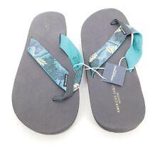 American Eagle Flip Flops Mens Size 12 Beach Sandals AEO New