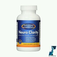 Neuro Clarity #1 Brain Function Booster Nootropic - Super Ginkgo Biloba Complex