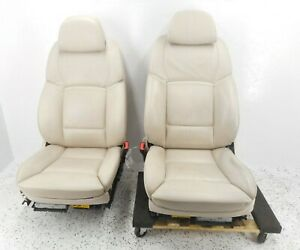 10-13 BMW 550i GT F07 Front Driver Left Pass Right Seat Pair Electric OEM 20 Way