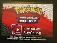 Message Delivery Sun /& Moon Pokemon Codes Online TCGO Booster TCG Codes XY