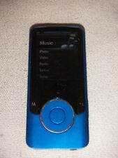 Coby MP707-4G (4GB) Digital Media MP3 Player Blue. Works great.