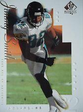 NFL 40 Jimmy Smith Jacksonville JAGUAR TOPPS 2000 SP Authentic
