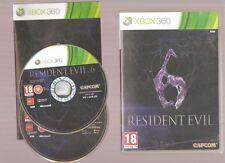 RESIDENT EVIL !!! Superbe sur X BOX 360.