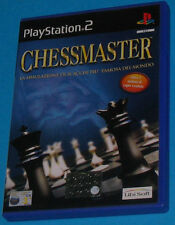 Chessmaster - Sony Playstation 2 PS2 - PAL