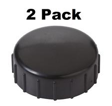 (2) Trimmer Head Bump Knob for 791-153066b, 682069, 706049 MTD Troybilt ROT 7235