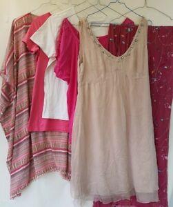 Kleiderpaket/Damen/Gr.:42-44/L/6Teile