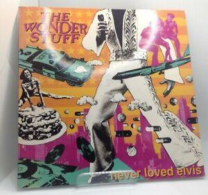 Never loved Elvis  by The Wonder Stuff