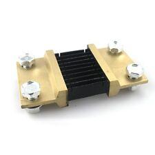 1000A 75MV Shunt Resistor For DC Current Meter Amp Analog Panel Ammeter