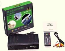 DECODER DIGITALE FULL HD WI-FI COMBO DIGITALE TERRESTRE E SATELLITARE DVB-T2/S2