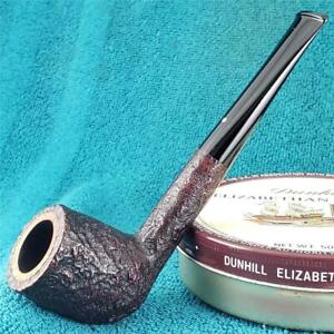EXCELLENT! 1959 Dunhill SHELL MEER-LINED CLASSIC BILLIARD English Estate Pipe