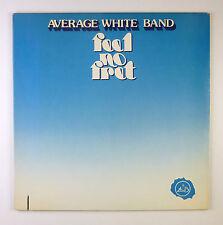 "12"" LP-average white Band-Feel no fret-b3469-washed & cleaned"