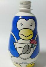 Suntory Penguin Bottle Plastic Bottle 1985' Old Goods Rare