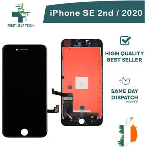 For iPhone SE 2nd 2020 LCD Display Replacement Touch Screen Digitizer Black New