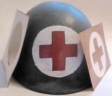 First Aid Helmet Stencil WW2 Medic Medical US USA Red Cross Template WWII M1 M2