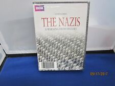 THE NAZIS A Warning From History+AUSCHWITZ Inside The Nazi State BBC 4-DVDs NEW