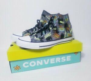 Converse Scooby Doo Chuck Taylor All Star 169073C Sneaker Shoe Glow In The Dark