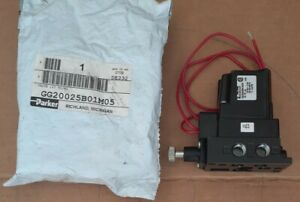 PARKER PNEUMATIC SOLENOID VALVE GG20025B01M05 / GG20025B01M05 -NEW, 30 DAY WTY