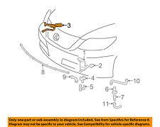 Lexus TOYOTA OEM Headlight Head light lamp Washer/wiper-Actuator 8520750030