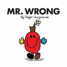 Mr. Wrong (Mr. Men Classic Library) - Paperback / softback NEW Hargreaves, Rog