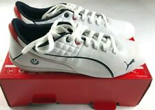 NIB NEW Men's Puma BMW MS Drift Cat 6 Leather Shoes 11 US 44.5 EUR 10 UK