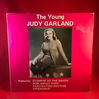 JUDY GARLAND The Young Judy Garland 1982 UK vinyl LP EXCELLENT CONDITION