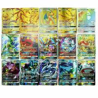 100 Stück Pokemon Karten GX Mega Energy Trainer Karte Sammel karten Trading DE