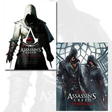 Assassins Creed 2 Books Collection Set,The Complete Visual History Brand NEW HB