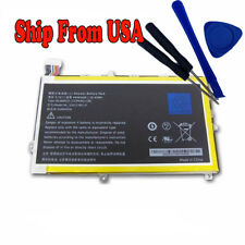 "Replace for AMAZON KINDLE FIRE HD 7"" BATTERY S2012-001-D X43Z60 4440mAh 3.7V US"