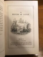 1856 Japan: An Account, Geographical And Historical