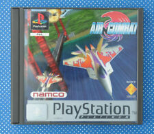 Air Combat (Sony PlayStation 1, 1995, Keep Case)