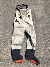 Simms G3 Waders ~ Greystone ~ Size Large ~ USED #17