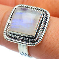 Rainbow Moonstone 925 Sterling Silver Ring Size 8 Ana Co Jewelry R37422F
