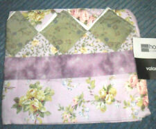 "Jc Penny Home Collection Tallulah Valance Cotton Lined Multi-Color 84""W x 16""L"