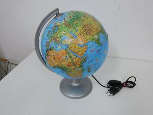 Tecnoglobus Kinderglobus beleuchtet Durchmesser 25 cm