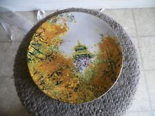 Royal doulton collector plate (Imperial Palace) 1 available