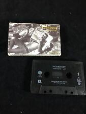 """morrissey """"Tommorow"""" Cassette Tape"""