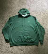 Champion Authentic ECO Green Pullover Hoodie Sized L-XL
