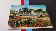 Jackson park, Windsor Garden  Ontario Canada Postcard post card