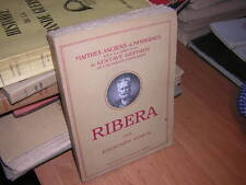 1924.RIBERA / Conte.peinture espagne