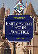 Very Good, Employment Law in Practice (Blackstone Bar Manual), Inns of Court Sch