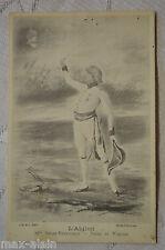 "CPA "" L'AIGLON - Mme Sarah-Bernhardt - Scène de Wagram"