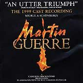 Martin Guerre [London Cast Recording] (1999) CD